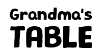 Grandma's Table