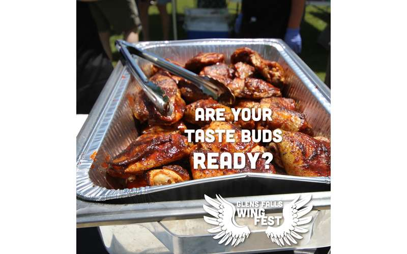 Wing Fest Returns to Downtown Glens Falls