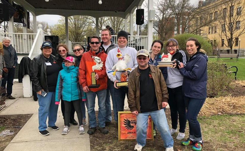 Wing Fest 2019 Winners!